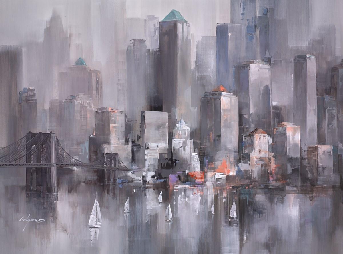 Grey Skyline III